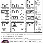 Map Skills   Reading Maps Printables & Map Making Task | Social With Me On The Map Printables