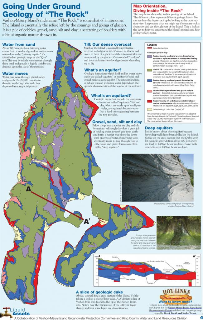 Map Vashon Island Schools Related Keywords & Suggestions - Map with regard to Vashon Island Map Printable