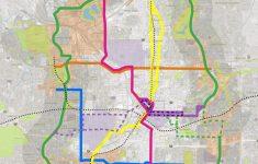 Printable Map Of Atlanta