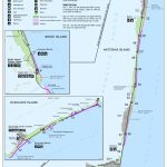 Maps   Cape Hatteras National Seashore (U.s. National Park Service) For Printable Map Of Outer Banks Nc