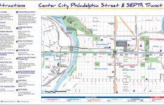 Philadelphia Street Map Printable