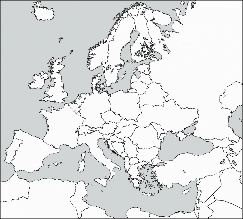Maps For Mappers Thefuture Europes Wiki Eastern Europe Outline Map in Printable Map Of Eastern Europe