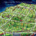 Maps & Getting Around >> Zoom Leisure   Niagara Wine Tours And Bike For Printable Map Of Niagara On The Lake