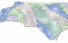 Printable Map Of North Carolina