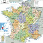 Maps Of France | Detailed Map Of France In English | Tourist Map Of Intended For Printable Road Map Of France