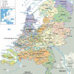 Maps Of Holland | Detailed Map Of Holland In English | Tourist Map For Printable Map Of The Netherlands
