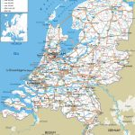 Maps Of Holland | Detailed Map Of Holland In English | Tourist Map With Printable Map Of Holland