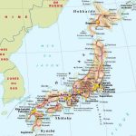 Maps Of Japan | Detailed Map Of Japan In English | Tourist Map Of With Regard To Printable Map Of Japan With Cities