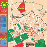 Maps Of Marrakech | To Download Or Print   Bus Map, Souks, Train, City Intended For Marrakech Tourist Map Printable