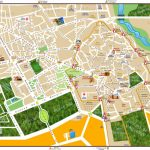 Maps Of Marrakech | To Download Or Print   Bus Map, Souks, Train, City Pertaining To Marrakech Tourist Map Printable