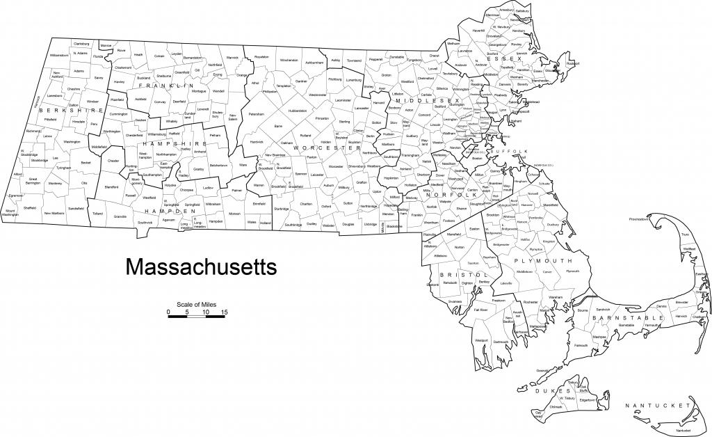Maps Of Massachusetts Towns | Sitedesignco within Printable Map Of Massachusetts Towns