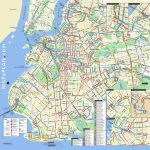 Maps Of New York Top Tourist Attractions   Free, Printable Inside Brooklyn Street Map Printable
