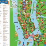 Maps Of New York Top Tourist Attractions   Free, Printable Inside Map Of New York Attractions Printable