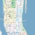 Maps Of New York Top Tourist Attractions   Free, Printable Intended For Printable Street Map Of Manhattan