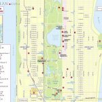 Maps Of New York Top Tourist Attractions   Free, Printable Throughout Printable Map Of Times Square