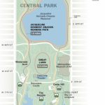 Maps Of New York Top Tourist Attractions   Free, Printable With Regard To Printable Map Of Central Park Nyc
