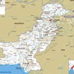 Maps Of Pakistan | Detailed Map Of Pakistan In English | Tourist Map For Printable Map Of Pakistan