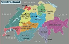 Maps Of Switzerland | Detailed Map Of Switzerland In English in Printable Map Of Switzerland