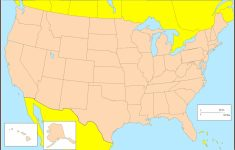 United States Map States And Capitals Printable Map