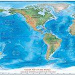 Maps Of The World Oceans   Maplewebandpc In World Ocean Map Printable