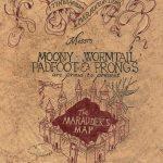 Marauder's Map | Harry Potter | Marauders Map, Harry Potter Pertaining To Harry Potter Marauders Map Printable