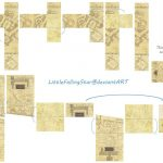 Marauders Map Template – Dltemplates Intended For Marauders Map Template Printable
