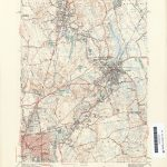 Massachusetts Historical Topographic Maps   Perry Castañeda Map Regarding Printable Map Of Falmouth Ma