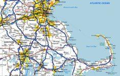 Printable Map Of Massachusetts