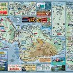 Maui Road Map | Menehune Maps In Maui Road Map Printable