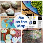Me On The Map | Homeschool | Map Activities, Business For Kids In Me On The Map Printables