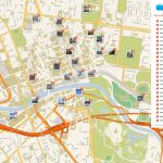 Melbourne Printable Tourist Map In 2019 | Free Tourist Maps Pertaining To Melbourne City Map Printable