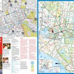 Melbourne Tourist Map Inside Melbourne Tourist Map Printable