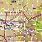 Memphis Map | Map Of Memphis & The Surrounding Areas Inside Memphis City Map Printable