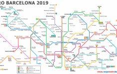 Printable Metro Map