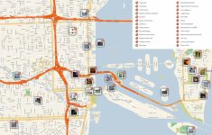 Miami Printable Tourist Map | Free Tourist Maps ✈ | Miami inside Printable Street Map Of Naples Florida