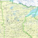 Minnesota Maps   Perry Castañeda Map Collection   Ut Library Online Throughout Printable Map Of Minnesota