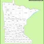 Minnesota State Maps | Usa | Maps Of Minnesota (Mn) In Printable Map Of Minnesota