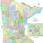 Minnesota Zip Code Map Printable With Regard To Printable Map Of Minnesota
