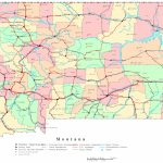 Montana Printable Map With Regard To National Atlas Printable Maps