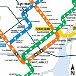 Montreal Metro Map   Go! Montreal Tourism Guide In Montreal Metro Map Printable