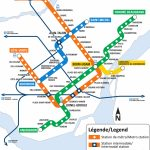 Montreal Metro Map   Go! Montreal Tourism Guide With Montreal Metro Map Printable