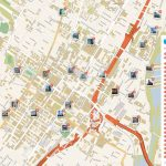 Montreal Printable Tourist Map In 2019 | Free Tourist Maps Intended For Printable Map With Pins