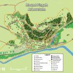 Mount Pisgah Arboretum Trail Maps | Mount Pisgah Arboretum Throughout Printable Trail Maps