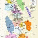 Napa Valley Winery Map A Printable Maps Map Of California Wine In Napa Winery Map Printable