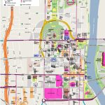 Nashville Tourist Attractions Map Pertaining To Printable Map Of Nashville Tn