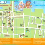 Nassau Tourist Map With Regard To Printable Map Of Nassau Bahamas