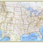 National Geographic Us Map Printable Valid United States Map Image With Regard To National Geographic Printable Maps