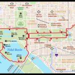 National Mall   Washington D.c. Circulator Inside Printable Map Of The National Mall Washington Dc