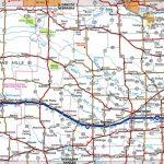 Nebraska Road Map Throughout Printable Road Map Of Colorado