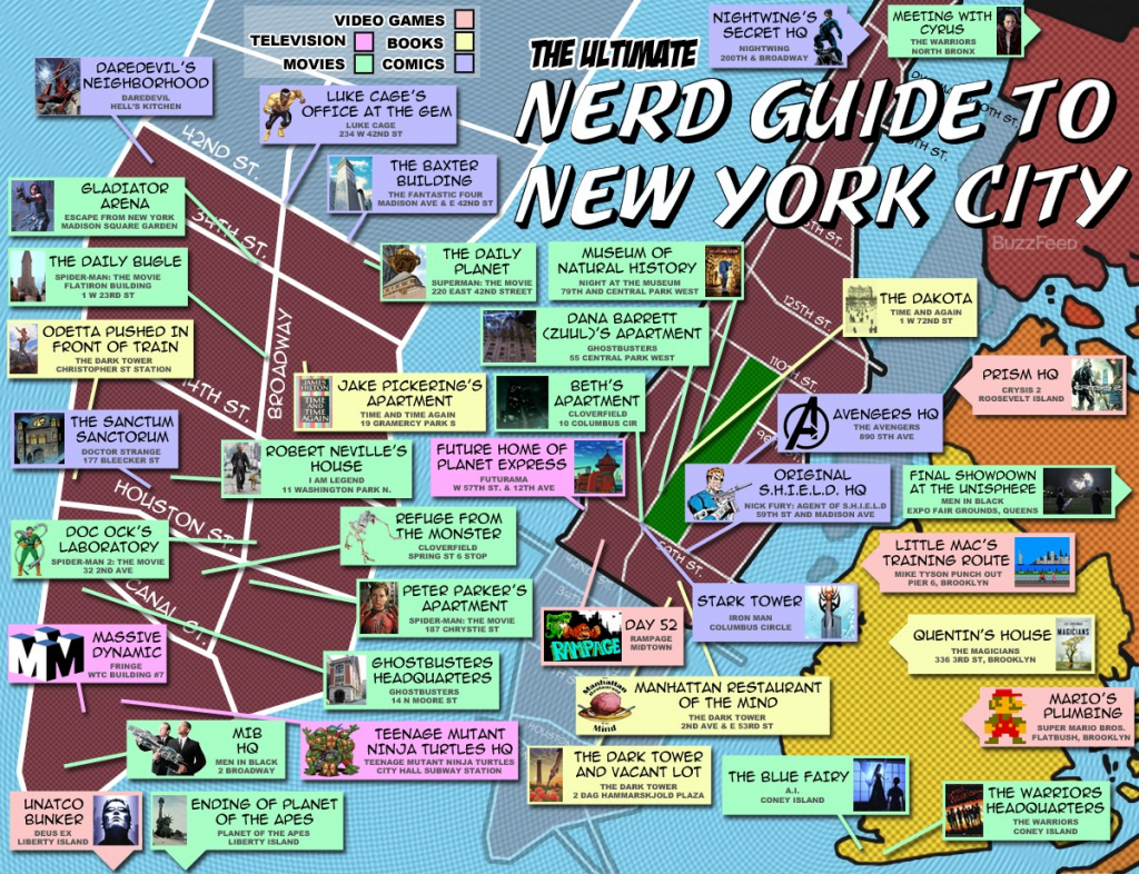 Nerdmap Png Fc2Cc6 Map Of Nyc Attractions 4 | Globalsupportinitiative for Map Of New York Attractions Printable